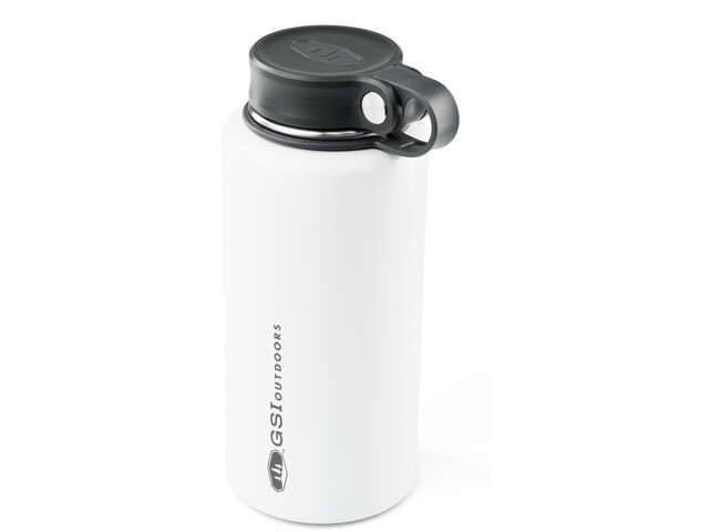 GSI Microlite 1000 Twist Vacuum Bottle white